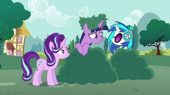 Twilight and PON3 in bush.jpg
